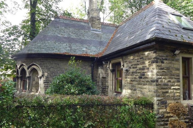Thumbnail Detached house for sale in Chamber House Lodge, Rochdale Road East, Heywood