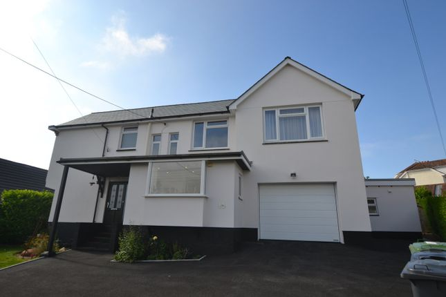 Thumbnail Detached house for sale in 24 Westfield Avenue, Sticklepath, Barnstaple