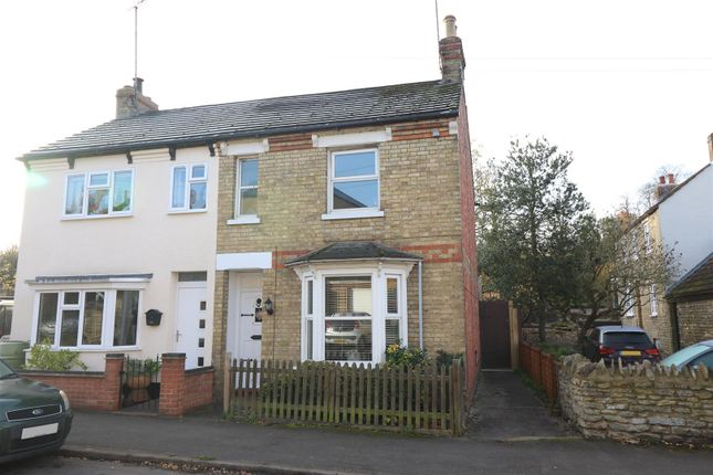 Thumbnail Semi-detached house for sale in Thorpe Street, Raunds, Wellingborough