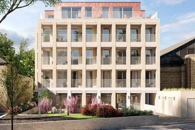Thumbnail Office for sale in Brixton Hill, London
