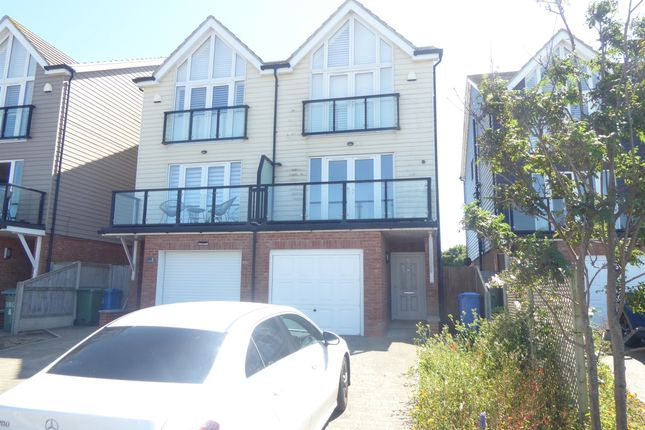 3 bed town house to rent in Grove Avenue, Leysdown-On-Sea, Sheerness ME12