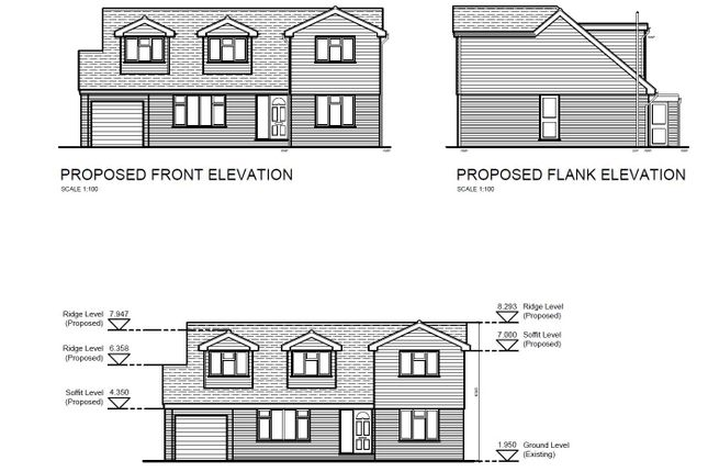 Thumbnail Detached house for sale in Juliers Road, Canvey Island