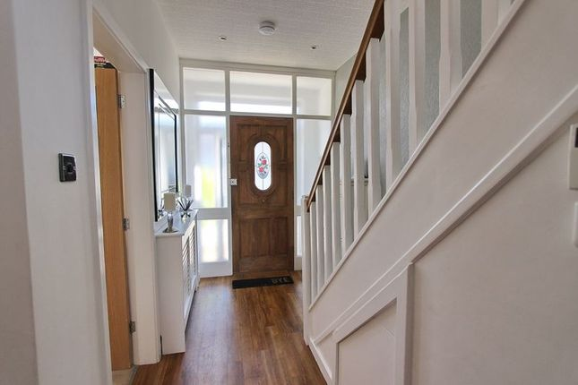 Hallway of Harlech Avenue, Whitefield, Manchester M45
