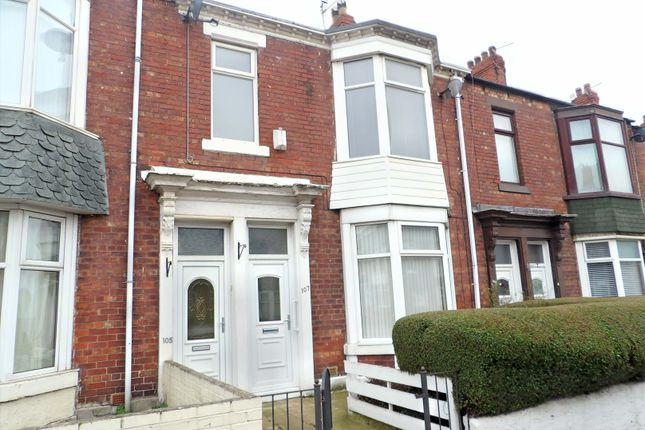 Thumbnail Maisonette to rent in Mortimer Road, South Shields