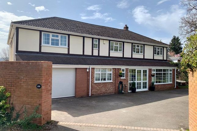 Detached house for sale in Hampton Park Road, Hereford