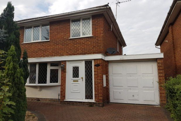 Thumbnail Property to rent in Moulton, Northampton