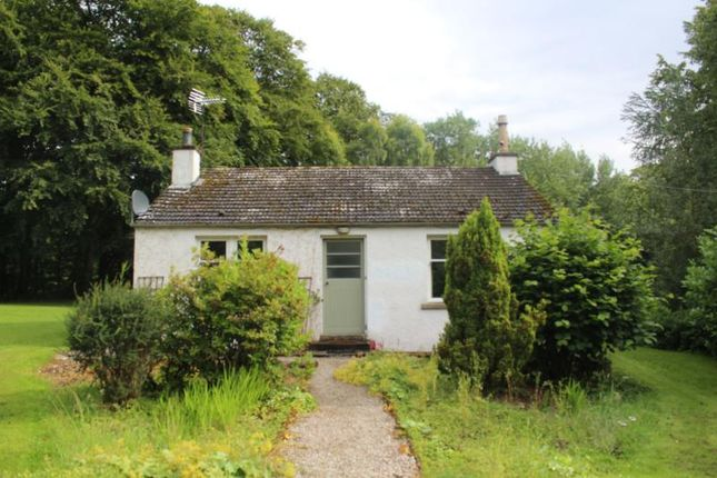 Thumbnail Cottage to rent in Burnhervie, Inverurie