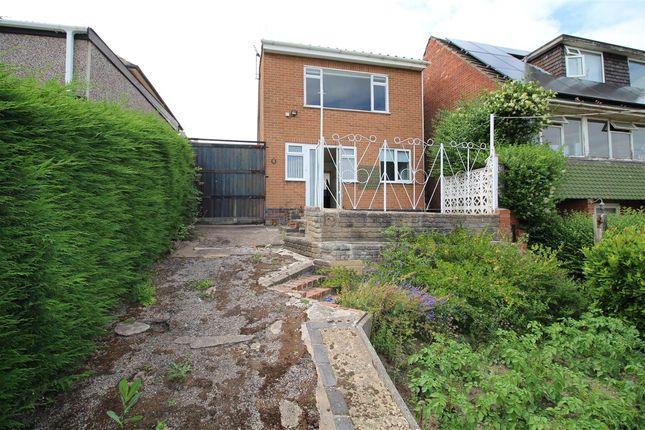 Thumbnail Detached house for sale in Garden Avenue, Ilkeston
