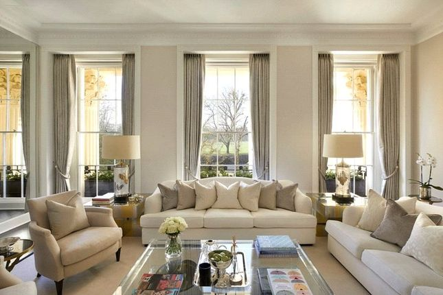 Thumbnail Terraced house to rent in Chester Terrace, Regent's Park, London