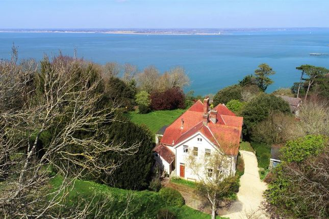 Thumbnail Detached house for sale in The Mount, Totland Bay, Isle Of Wight