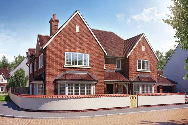 """Thumbnail Detached house for sale in """"Kingfisher House"""" at Dollicott, Haddenham, Aylesbury"""