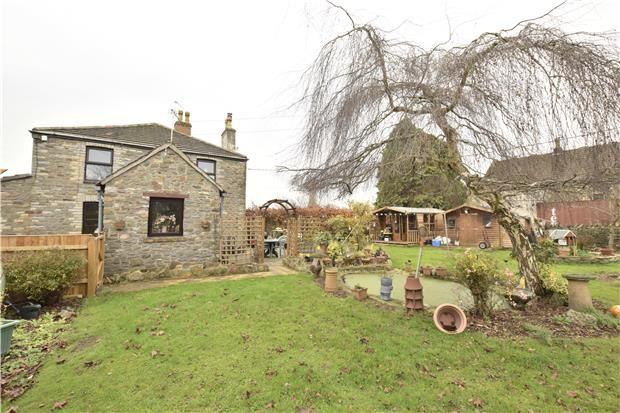 Thumbnail Cottage for sale in The Elms Cann Lane, Bridgeyate