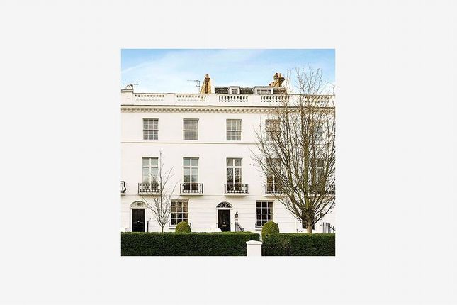 Thumbnail Terraced house for sale in Pelham Place, South Kensington