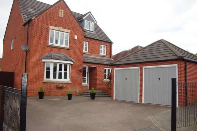 Thumbnail Detached house for sale in Wood Lane, Newhall
