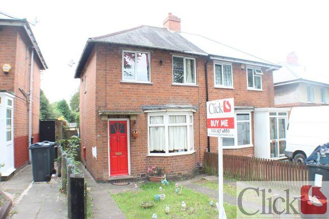 3 bed property for sale in Barnsdale Crescent, Birmingham, West Midlands