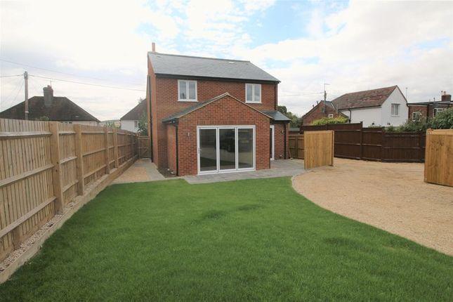 Thumbnail Detached house for sale in Poppy Road, Princes Risborough