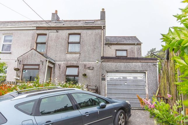 Thumbnail Terraced house for sale in Stannary Road, Stenalees, St. Austell