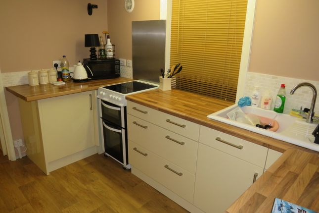 Thumbnail Flat to rent in Beach Road, Lowestoft