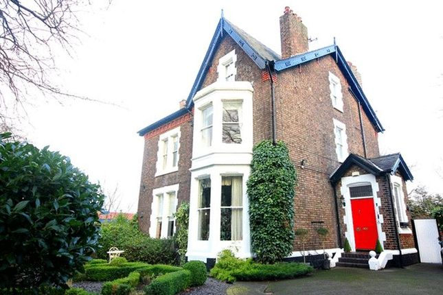Thumbnail Detached house for sale in Sands Road, Mossley Hill, Liverpool