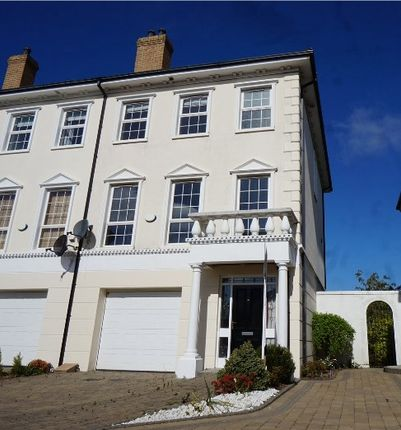Thumbnail Town house to rent in Berkeley Hall, Lisburn