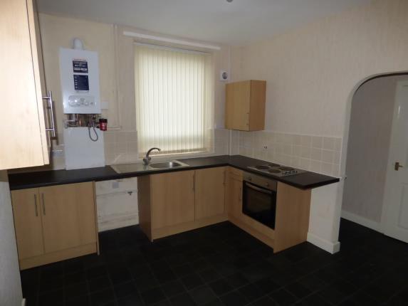 Kitchen Diner of Ann Street, Brierfield, Nelson, Lancashire BB9