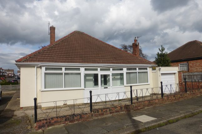 Thumbnail Detached bungalow for sale in Briarhill Gardens, Hartlepool