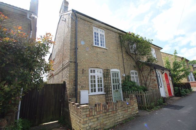 Thumbnail Cottage to rent in Church Street, Shillington, Hitchin