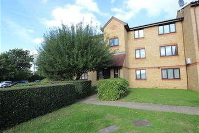 Thumbnail Flat to rent in Lowestoft Drive, Burnham, Slough