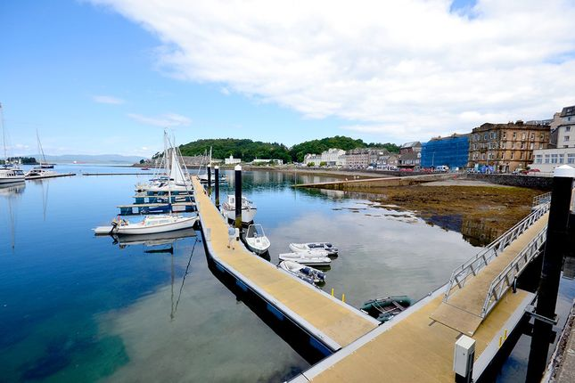 Thumbnail Flat for sale in Alexandra Place, Corran Esplanade, Oban