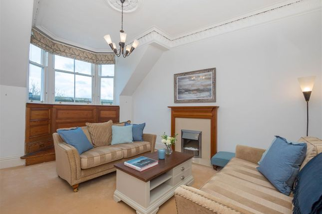 Thumbnail Flat for sale in Bellevue Crescent, New Town, Edinburgh