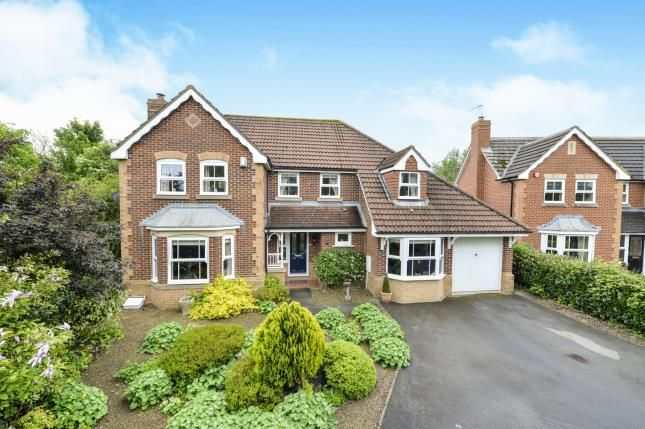 Thumbnail Detached house for sale in The Acres, Stokesley, Middlesbrough
