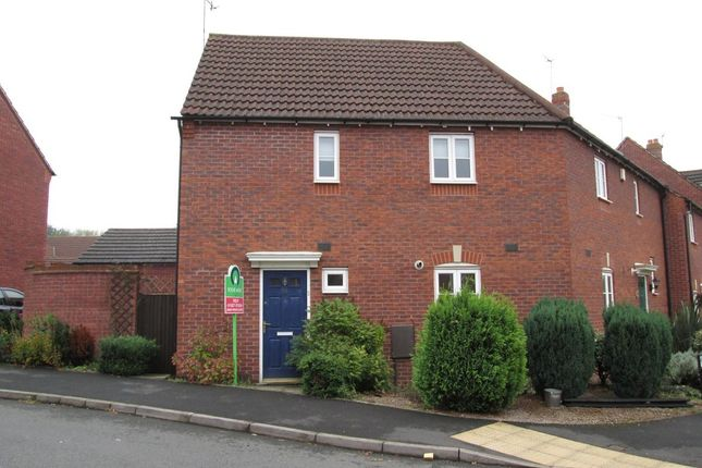 Thumbnail Semi-detached house to rent in Royal Worcester Crescent, Bromsgrove