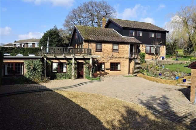 Thumbnail Detached house to rent in Bulpits Hill, Vernham Dean, Andover