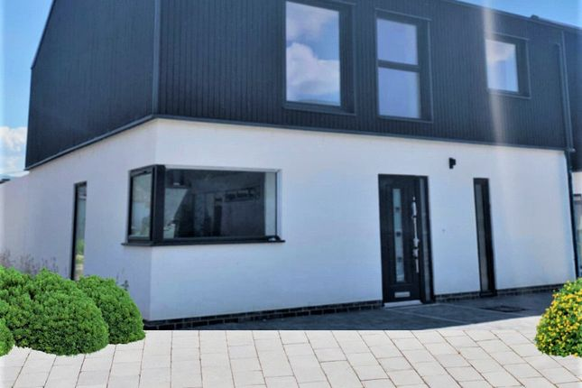 Thumbnail Detached house for sale in Heartland, Bronllys, Brecon, Powys
