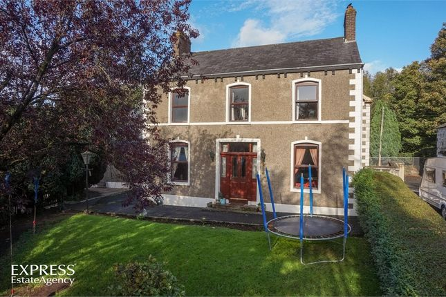 Thumbnail Detached house for sale in Mill Road, Ballyclare, County Antrim