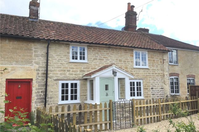 Thumbnail Terraced house to rent in Burton Street, Marnhull, Sturminster Newton