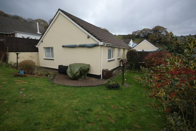 Thumbnail Bungalow for sale in Loveny Close, St. Neot, Liskeard