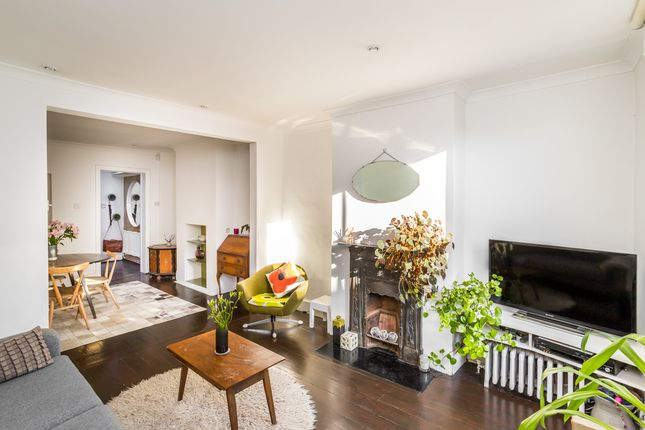 Thumbnail Semi-detached house for sale in Hawks Road, Kingston Upon Thames