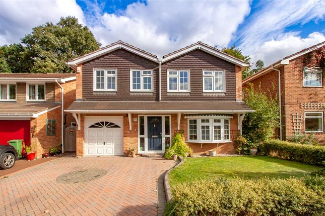 Front of Coppice Gardens, Yateley, Hampshire GU46