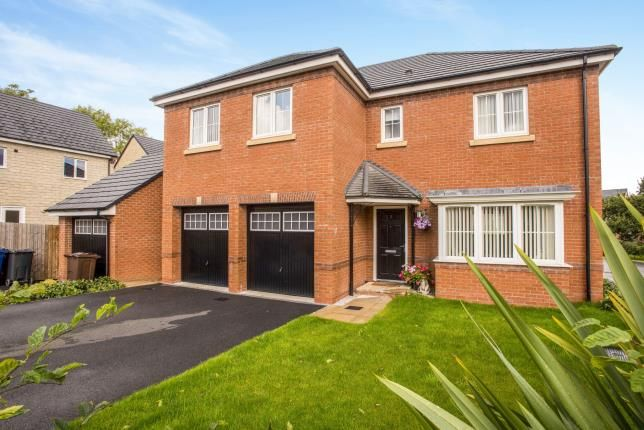 Thumbnail Detached house for sale in Oak Leaf Drive, Bamber Bridge, Preston, Lancashire