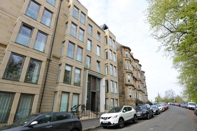 Thumbnail Flat to rent in Park Quadrant, Glasgow