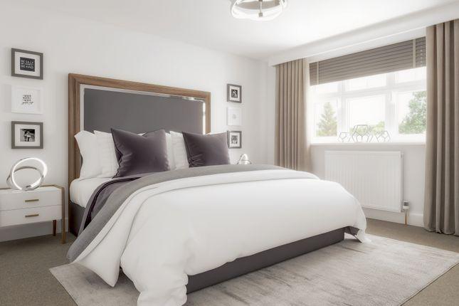 2 bed flat for sale in Blubell Croft, Houghton Regis LU5