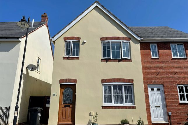 Semi-detached house to rent in Nichol Place, Cotford St Luke, Taunton