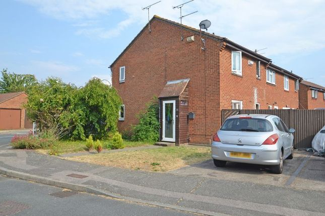 Thumbnail Property to rent in Merleburgh Drive, Kemsley, Sittingbourne