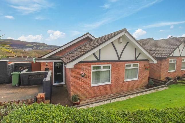 4 bed bungalow for sale in Maes Glas, Coed-Y-Cwm, Pontypridd CF37