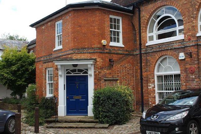 Thumbnail Office to let in Ground Floor Morley House Badminton Court, Church Street, Amersham, Buckinghamshire