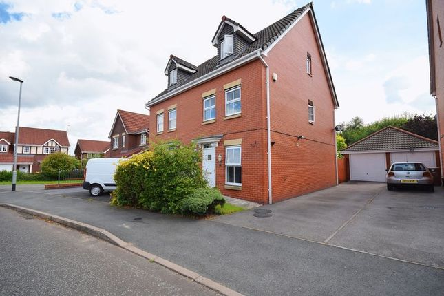 Thumbnail Semi-detached house for sale in Sapphire Drive, Milton, Stoke-On-Trent