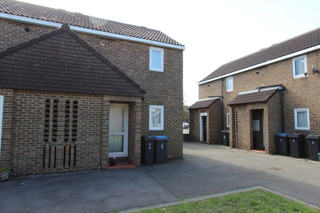 Thumbnail Terraced house for sale in The Fairway, Deal