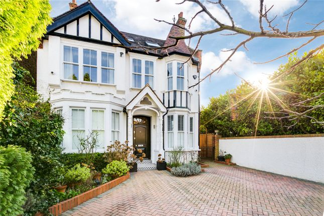 Thumbnail Detached house for sale in Coverdale Road, London