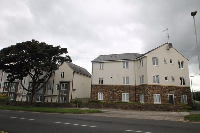 Thumbnail Flat to rent in Clittaford Road, Southway, Plymouth